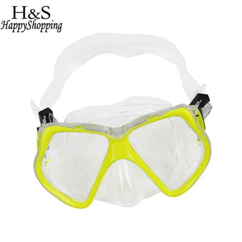 2017 Nowa Podwodna Morze Nurkowanie Snorkeling Maska Pływanie - Sporty wodne - Zdjęcie 6
