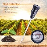 Yieryi почвы pH Измеритель Влажности Тестер гидропонный анализатор длинные качество воды растения влажность детектор почвы 3-8 pH, 1-8 влаги