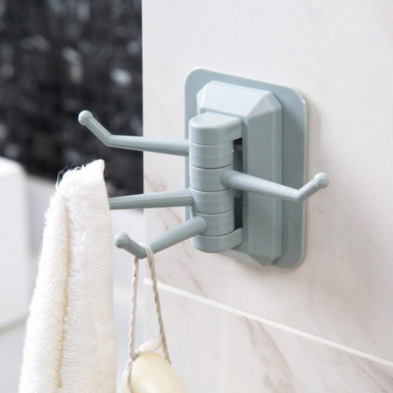 Image 3 - Wall key holder for keys Home Kitchen Wall Door Clothing Holder Bathroom Towel Hanging Key Decorative Hooks-in Hooks & Rails from Home & Garden