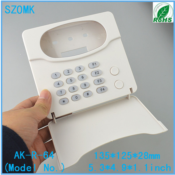 1 piece gate enclosure for access control systems 135*125*28 mm 5.3*4.9*1.1 inch network access control