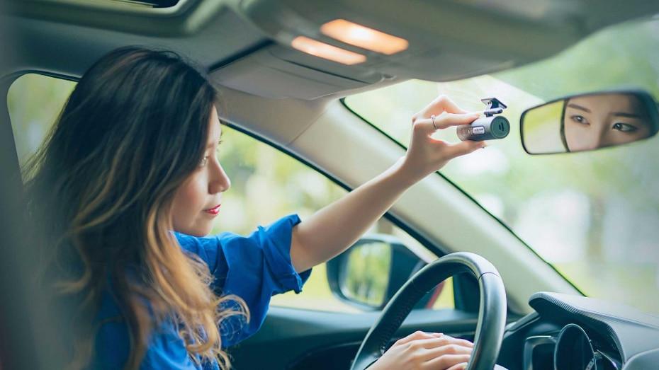 English Version Xiaomi 70 Mai Car Dash Smart WiFi DVR Driving Recorder 130degree Wireless Cam 1080P FHD Nightshot IMAX323 Sensor-44
