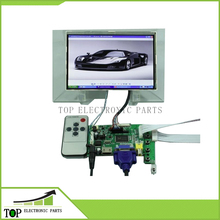 7inch HDMI monitor kit HSD070PWW1-C00 690cd/m2 for PS2 PS3 Xbox360 Raspberry Pi