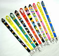 Free Shipping 20/Lot Pokemon Pikachu PHONE LANYARD KEYS ID NECK STRAPS Wholesale