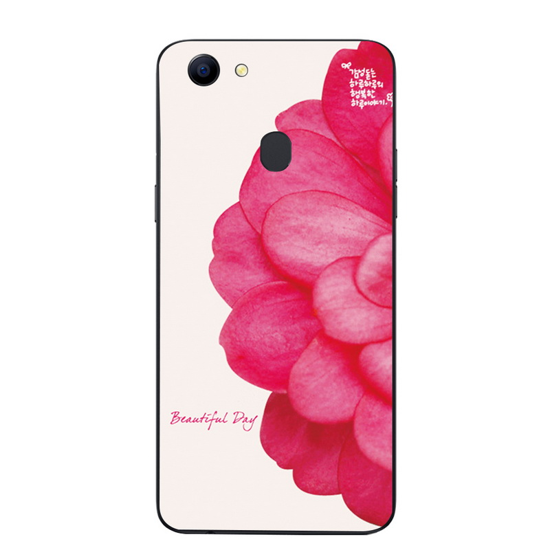 4dce47e5a2ea39 For Coque OPPO F5 Case Cover Soft TPU Silicone Cover Girls Patterned Phone  Case For OPPO ...