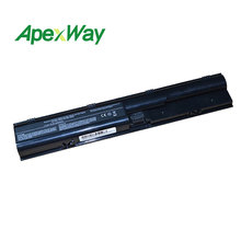 ApexWay 4400mAh 6 Cell Laptop Battery for HP Probook 4530s 4330s  4331s 4341s 4431s 4740s 4435s 4540s 4535s 4436s 3ICR19/66-2