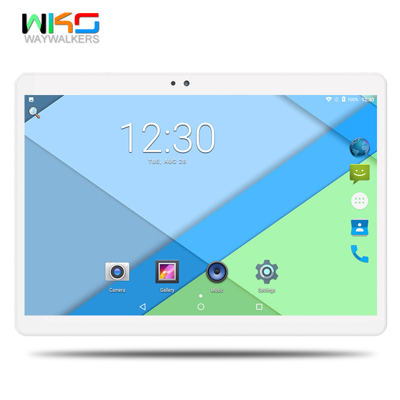 2.5D Tempered Glass 10.1 inch Tablet PC 4G Octa core 1280*800 IPS 4GB RAM 32GB ROM Dual Cameras GPS Android 7.0 Tablets WIFI GPS cige tablet 10 1 inch octa core 4gb ram 32gb rom android 6 0 tablet pc 32gb 1280 800 ips dual cameras 3g 4g lte tablets gifts