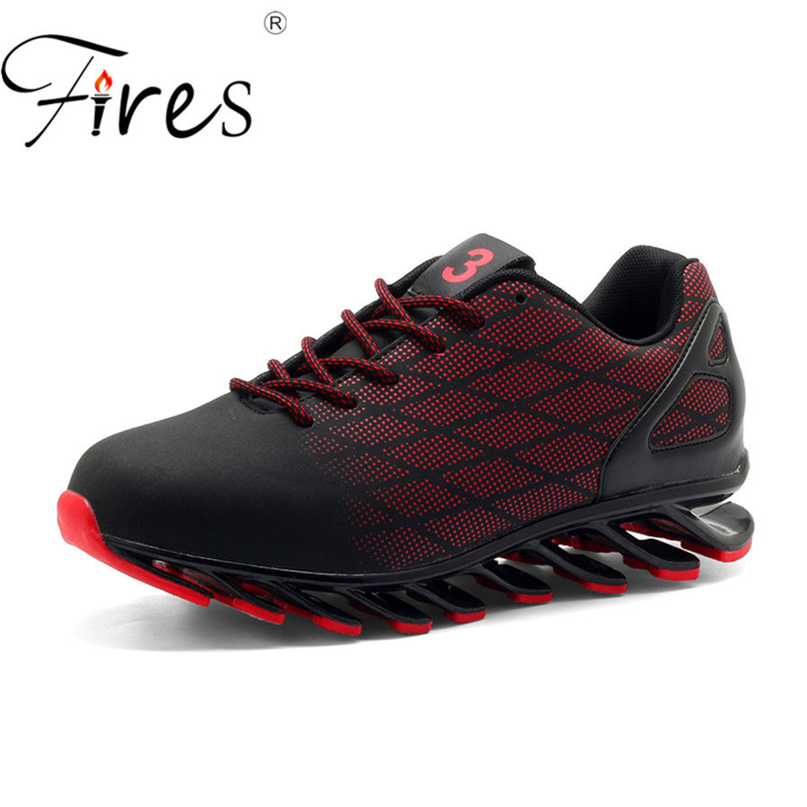 Fires High Quality Men Sneakers Summer Sports Shoes For Man Spring Trend Running Shoes Outdoor Training Walking Shoes Zapatillas