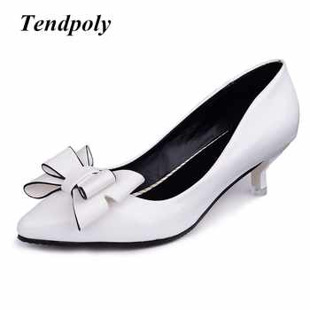 New retro fashion Women's high heels summer fine with bow versatile shallow mouth casual sexy prom wedding Women shoes - DISCOUNT ITEM  21% OFF All Category