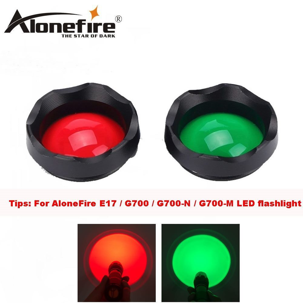Image 1 - AloneFire E17 switch accessories G700 led flashlight switch/red green lens/remote pressure switch/remote pressure pad switch-in Portable Lighting Accessories from Lights & Lighting