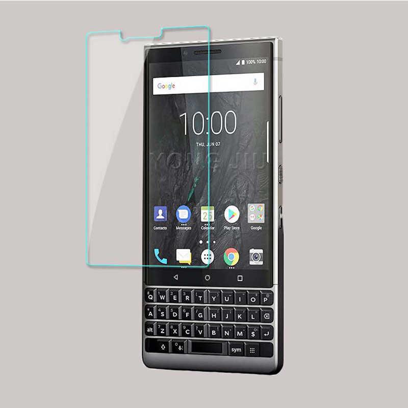 Gros verre trempé Transparent pour Blackberry Key2 protecteur d'écran Film de verre trempé pour Blackberry Key 2 KeyTwo garde