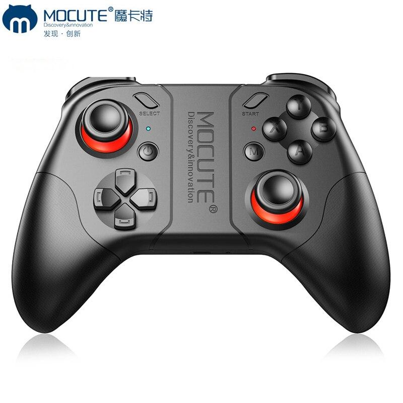 MOCUTE 053 Senza Fili Bluetooth Gamepad Joystick Controller di Gioco per Android Samsung/Huawei/oppo/vivo//LG/ google Android PC dispositivo di