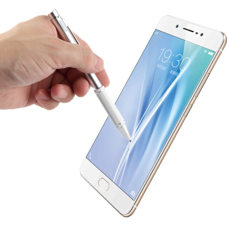 Active Pen Capacitive Touch <font><b>Screen</b></font> For <font><b>Asus</b></font> <font><b>Zenfone</b></font> 2 4 <font><b>Pegasus</b></font> <font><b>3</b></font> <font><b>X008</b></font> Zoom Max plus 3s ZE551ML Pro Stylus Mobile phone 1.4 mm image