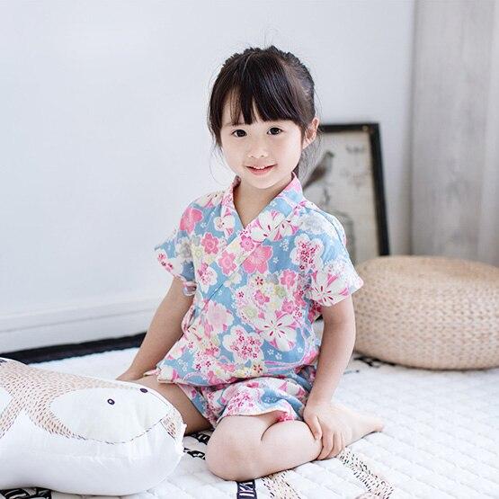 Toddler Kimono Dress