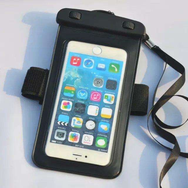 Bolsa impermeable universal FULAIKATE de 6 pulgadas para iPhone 8 - Accesorios y repuestos para celulares - foto 2