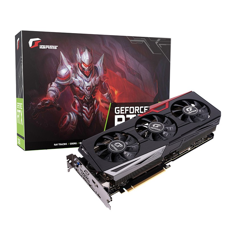 Colorful INVIDIA iGame RTX 2070 Ultra 8GB GDDR6 Gaming Graph
