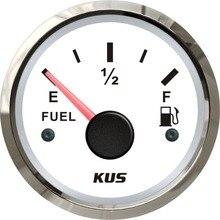KUS 52 мм датчик уровня топлива измеритель уровня топлива 240-33ом сигнал для лодки автомобиля