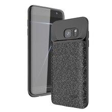 For Samsung Galaxy S7/S7 Edge Power case 4700mAh/5000mAh External Batte