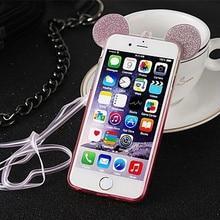 Cute Cat Phone Case For iPhone 5 5 s Se 6 6 s 6 Plus 7 7 Plus