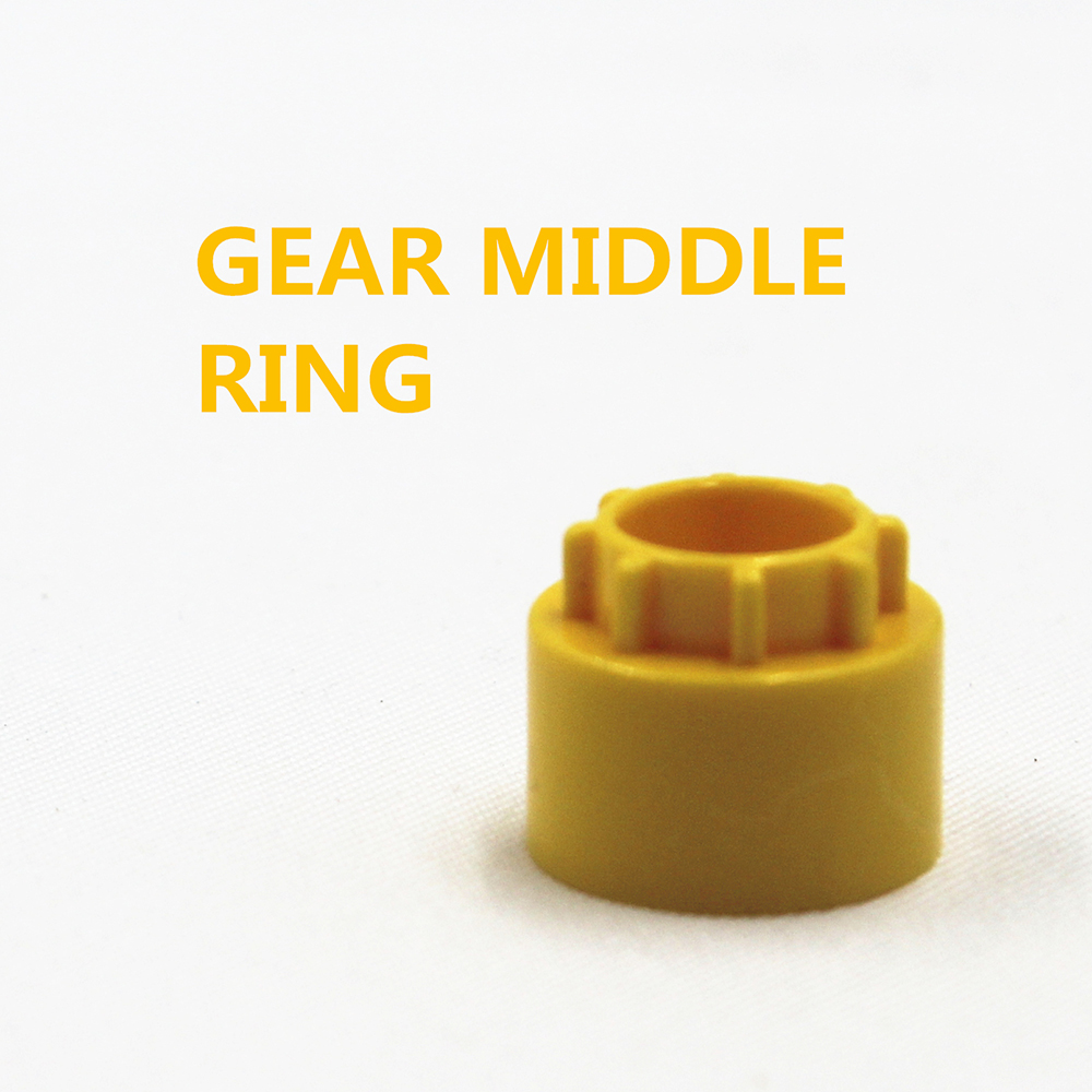 MOC Technic 10pcs Technic GEAR MIDDLE RING Compatible With Lego MOC6211768