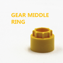MOC Technic 10pcs GEAR MIDDLE RING compatible with lego MOC6211768