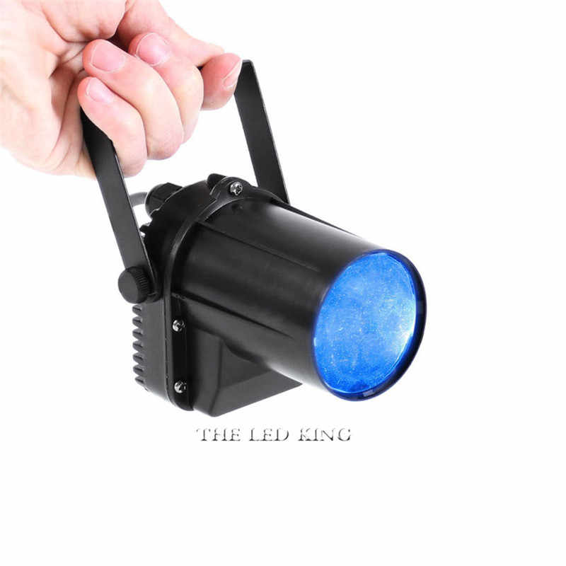 Led 12w Rgbw 4in1 Pin Spot Beam