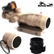 Tactical Killflash Defender Protector Cover Cap Anti-Reflection Device for Hunting CQC