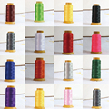 HOT16 color bead Nylon silk cord thread line 0.4mm fit necklace jewelry B856