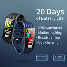KSUN DT58 Smart Bracelet With Heart rate Monitor ECG Blood Pressure IP68 Fitness Tracker Wrisatband Smart Watch(China)