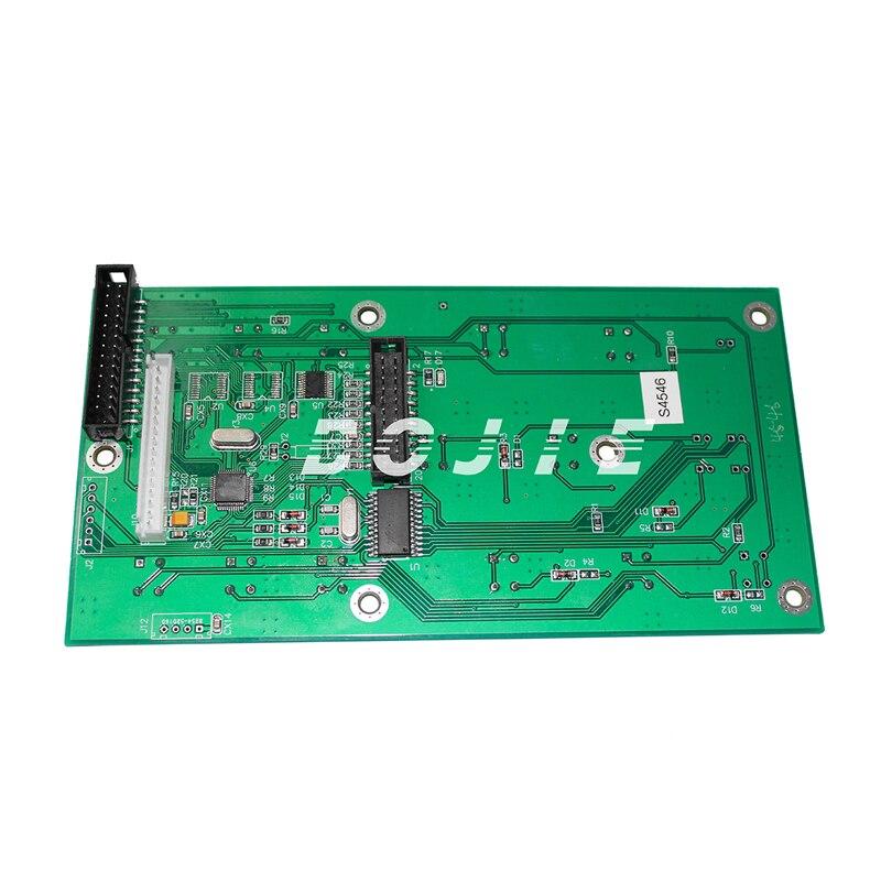 Eco solvent printer xuli key board for epson dx5 printhead xuli eco solvent printer for epson printhead 5113 main board
