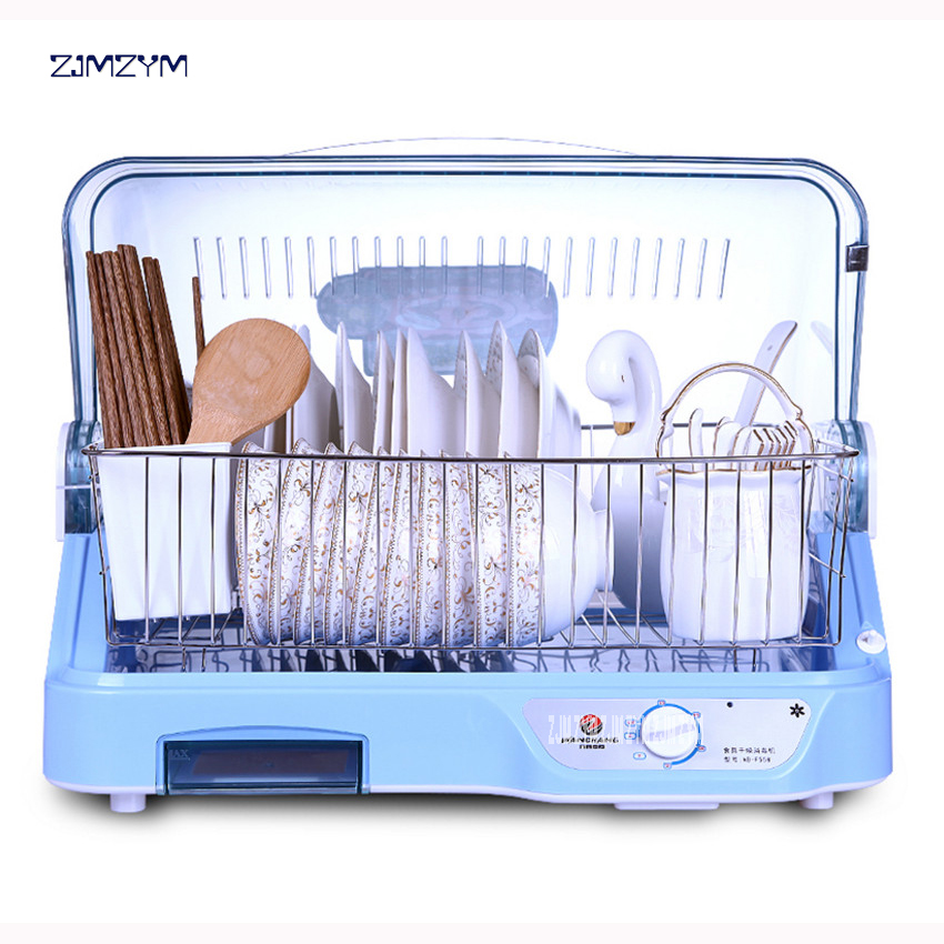 AB-F558 Household Kitchen Low-temperature Disinfection Cabinet White / Blue Available 220V 250W Power Ultraviolet Disinfection