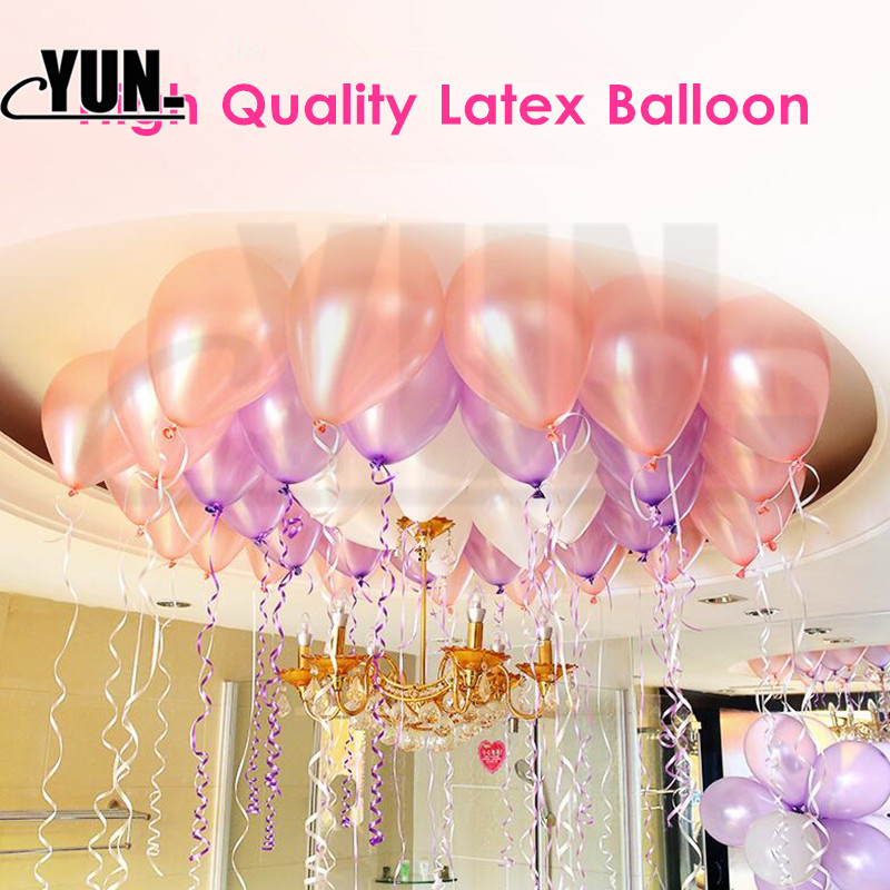 50Pcs Mixed Balloons Birthday Party Decoration Kids Adult Balloon Air Ball Birthday Ballon Decoration Baloon 5D (30)