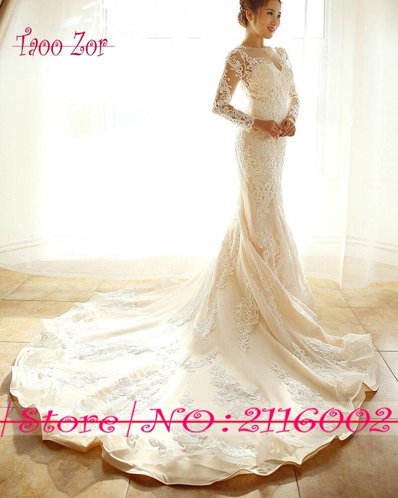 Taoo Zor Venta Caliente Elegantes Hermosas Flores de Encaje Sirena ...