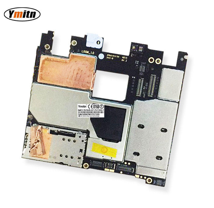 Ymitn Unlocked Mobile Electronic Panel Mainboard Motherboard Circuits Flex Cable With Firmware For Meizu Pro 5 Pro5 32GB/64GB