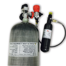 AC10920161035 rifle compressed air pcp underwater hunting weapons balloon diving hpa tank carbon 4500 psi  breathing apparatus