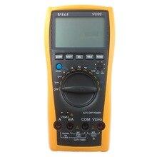 Виши Оригинал VC99 3 6/7 Авто диапазон цифровой мультиметр есть мешок лучше FLUKE 17B