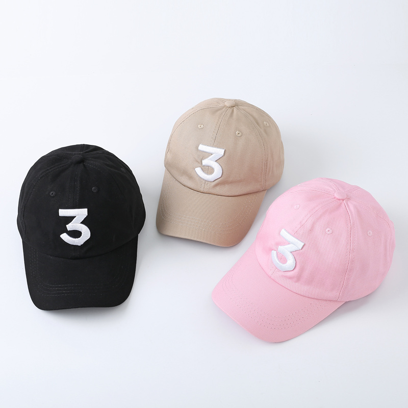 ee41fc29b81 Black Khaki pink Popular CHANCE the rapper 3 Dad Hat Letter Embroidery  Baseball Cap Hip Hop Streetwear Frog Snapback Daddy Hats-in Baseball Caps  from ...