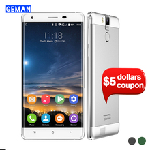 Original Smartphone Oukitel K6000 pro Android 6.0 Cell Phones Octa cores 3GRAM 32GROM Smartphone 5.5 Inch 6000 mAh mobile phone