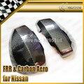 Nuevo Nuevo Estilo Del Coche Para Nissan 350Z Fairlady Z33 Carbon Fiber Side Mirror Cubierta En Stock