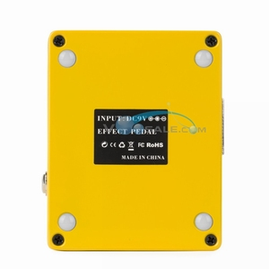 Image 3 - Efeito pedal de guitarra 9v, 2 peças, caline CP 60 driver + di para baixo, acessórios para guitarra, mini pedal pedal cp60 peças