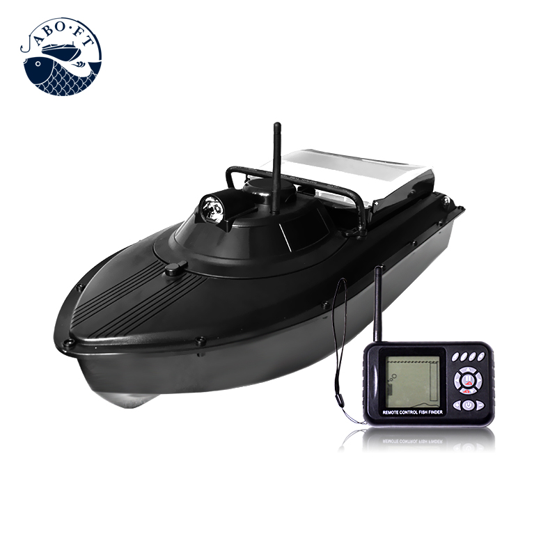 Jabo-2BL 20A  carp fishing rc bait boat with Sonar fish finder shipping free newest stable mid size camouflage jabo 2al 20a rc carp fishing bait boat jabo bait boat