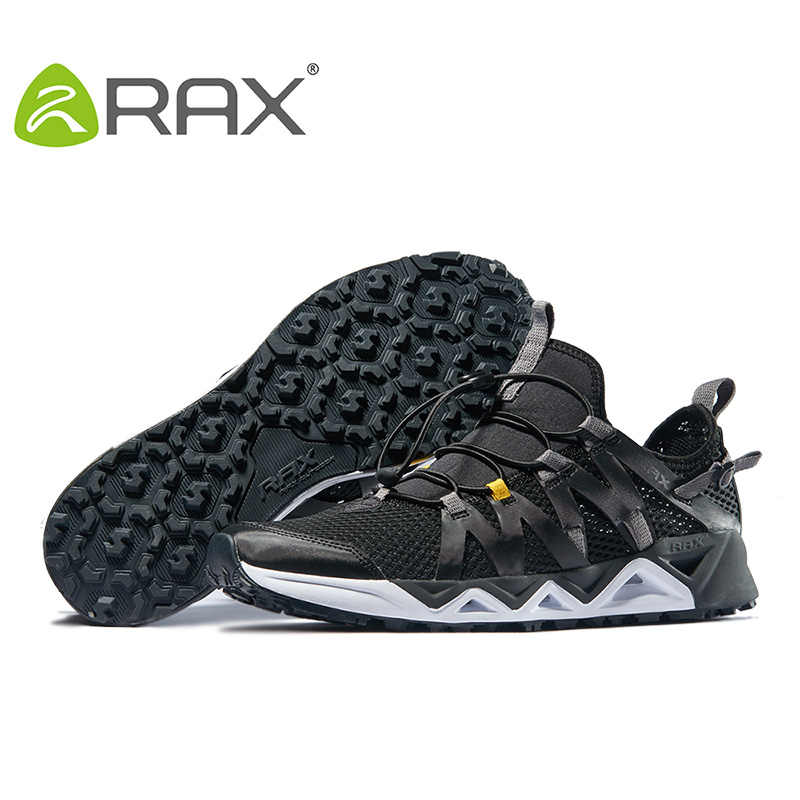 Rax męskie buty trekkingowe buty górskie górskie buty do chodzenia dla mężczyzn kobiety trampki do wędrówek pieszych sportowe oddychające buty wspinaczkowe
