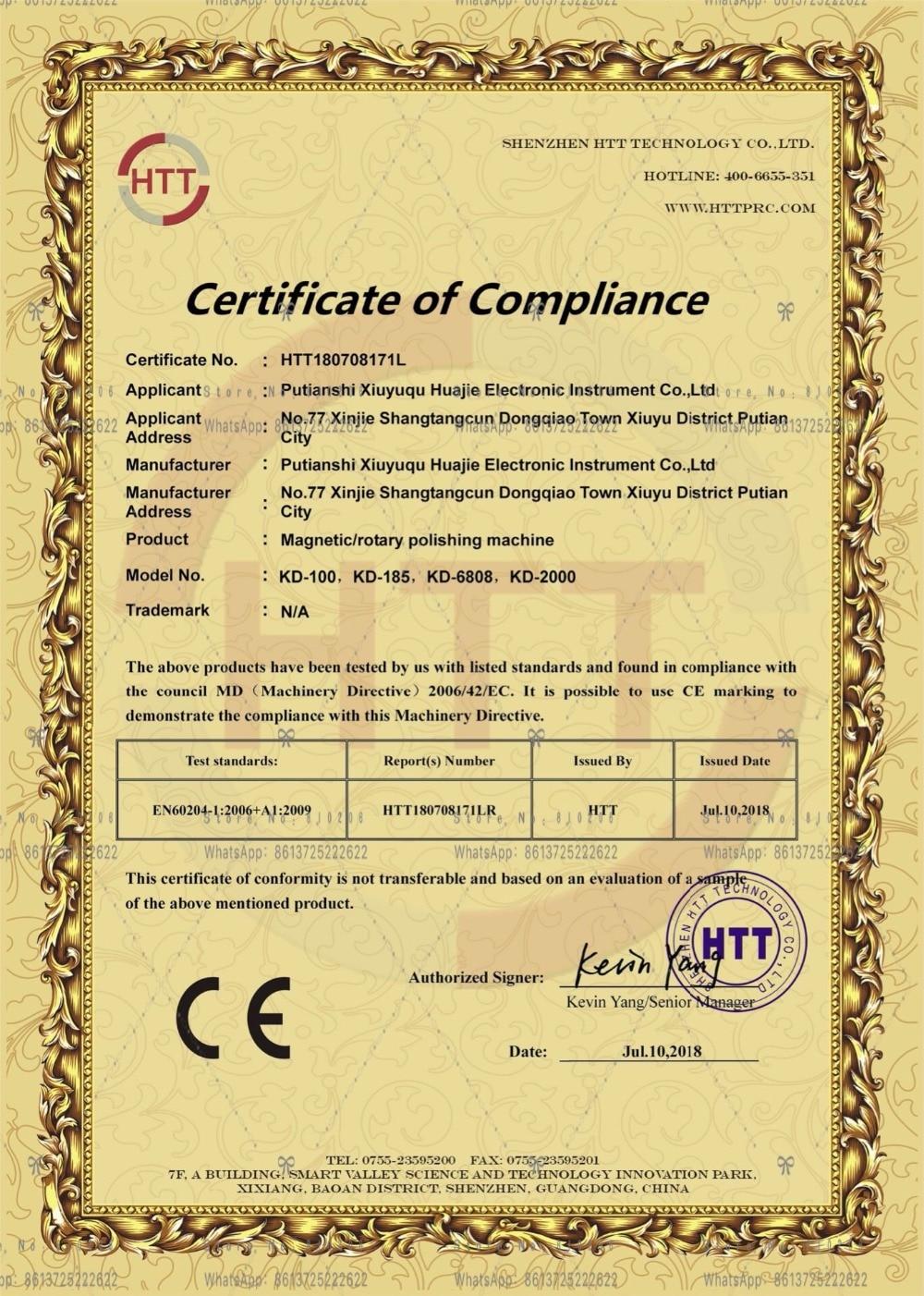 Certification CE!!! Professionnel 220 V/110 V KD 6808 Mini gobelet rotatif bijoux polisseuse finisseur Machine, outil de bijoux-in Outils et équipements bijoux from Bijoux et Accessoires    2