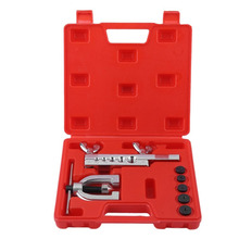 Professional Car Truck Automotive  Repair Flare Tools Precise Double Flaring Brake Line Tool Kit With Adapters Tubing