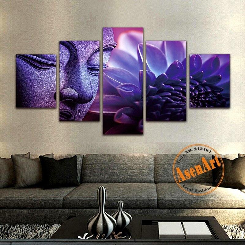 Wall Art All Modern : Get cheap buddha wall hangings aliexpress