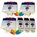 6 чернильных картриджей для Kodak 10 XL для KODAK ESP 3  ESP 5  ESP 7  ESP 9  ESP3250  ESP5200  ESP5210  ESP5250  ESP6150 принтер