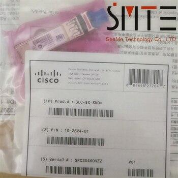 Original GLC-EX-SMD 1000BASE-EX SFP 1.25G 1310nm 40km LC DOM Optical Transceiver module
