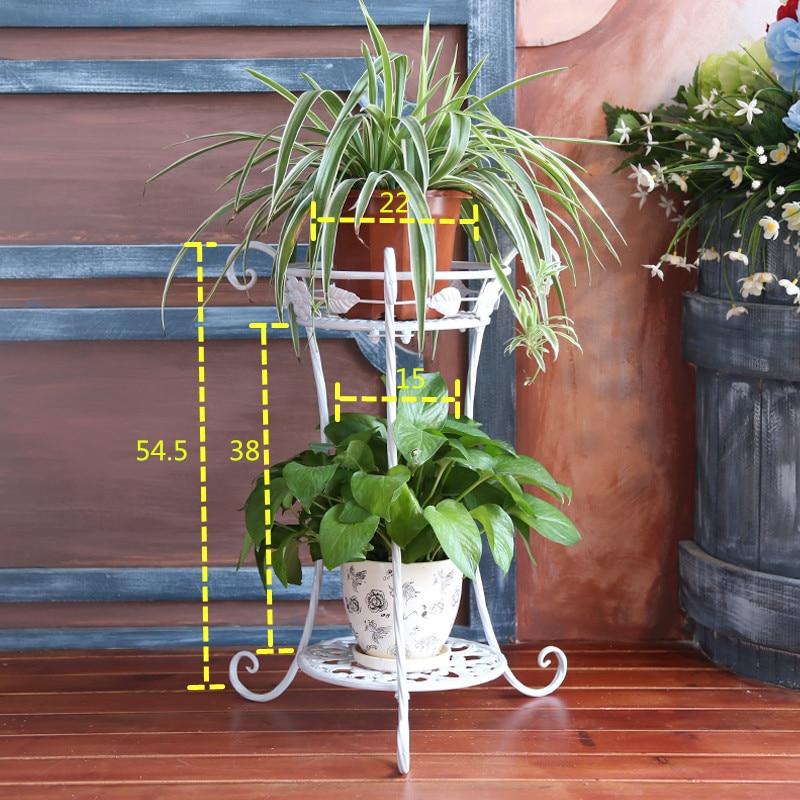 european balcony fower pots shelf garden flower stands. Black Bedroom Furniture Sets. Home Design Ideas
