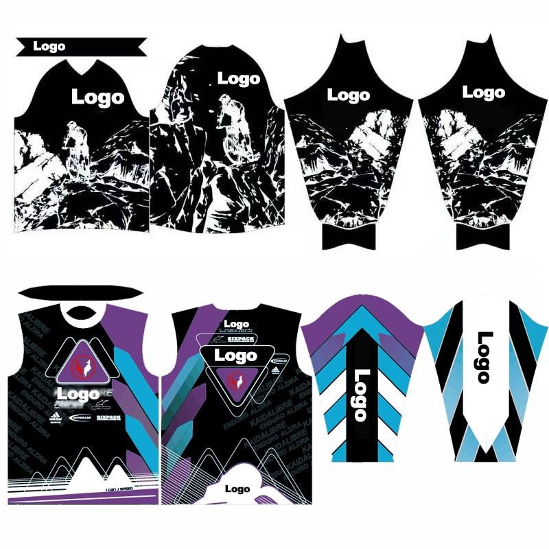 e02733857 Custom Men Women MTB Jerseys Downhill Mountain Bike Jerseys DH BMX  Motorcycle Jerseys Motocross T Shirts Cycling Clothing Ropas-in Cycling  Jerseys from ...