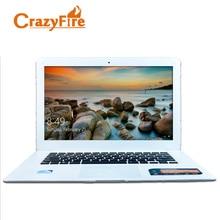 CrazyFire 14 Inch Laptop Computer with Intel Celeron J1900 Quad Core 8GB RAM & 64GB SSD & 500GB HDD Wifi Mini HDMI Windows 10