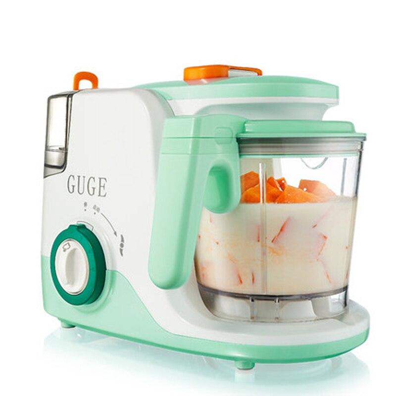 Многофункциональный младенческой дополнительных Еда машины Детские Еда Плита мгновенный нагрев Еда Processer G6F